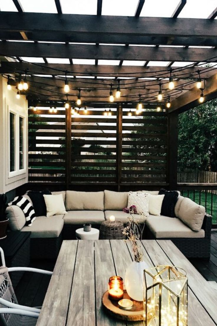 Photo of 30+ Modern Patio Design Ideas