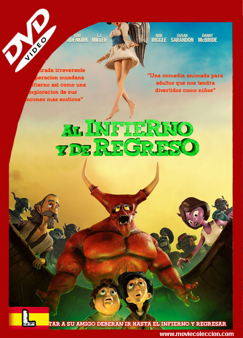 Al Infierno y de Regreso 2015 DVDrip Latino ~ Movie Coleccion
