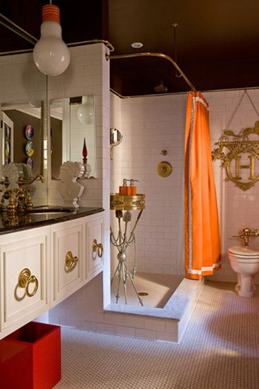 like this bathroom again minus all of the gold