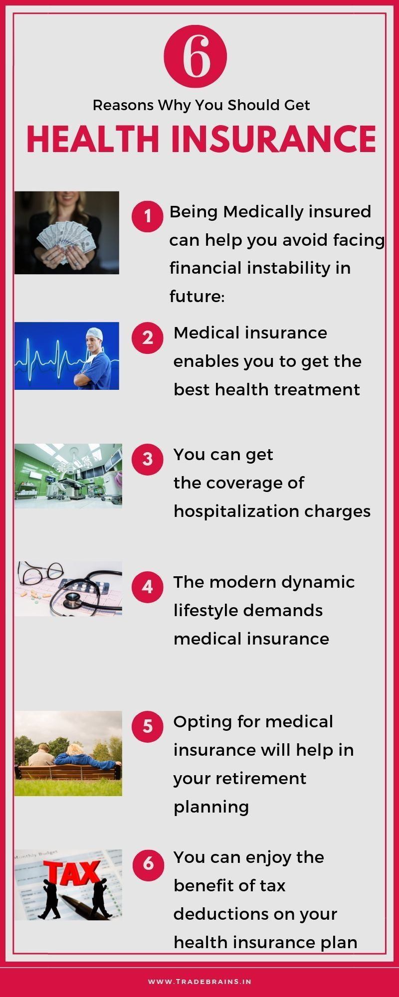 6 Reasons Why You Should Get Health Insurance Best Health