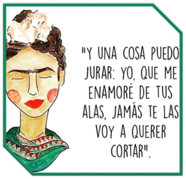 Resultado De Imagen Para Frase De Amor Frida Kahlo Quotes Pinterest
