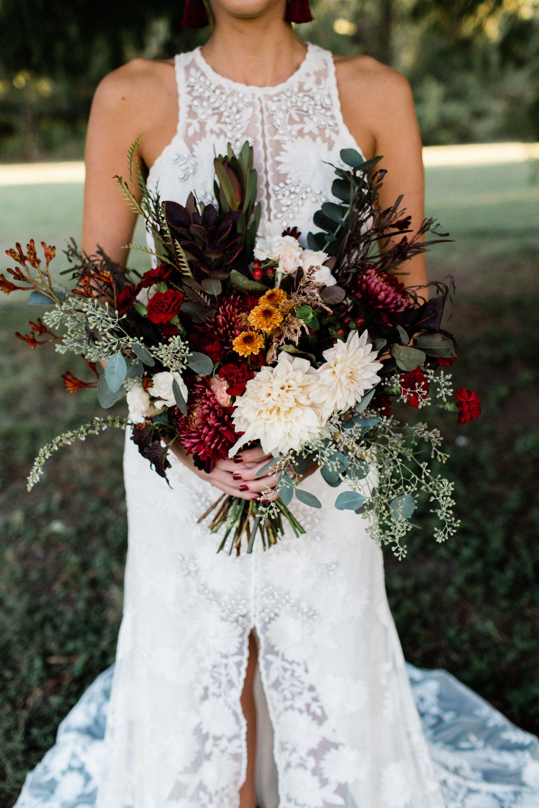 Mint Green Fall Wedding   autumn bridals