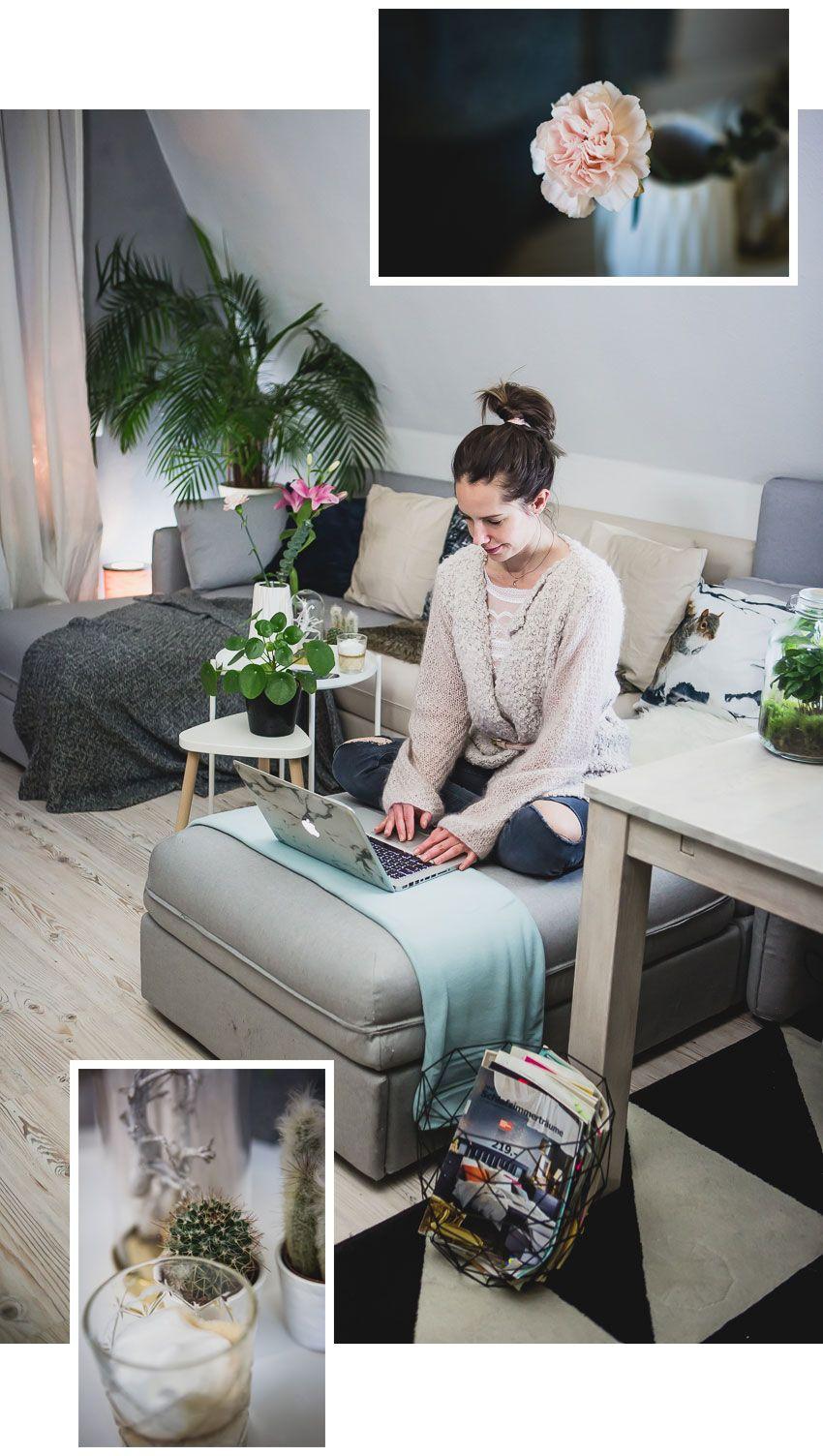 Schöne Wohnzimmer Deko Ideen: Trends schnell, schön und günstig umsetzen