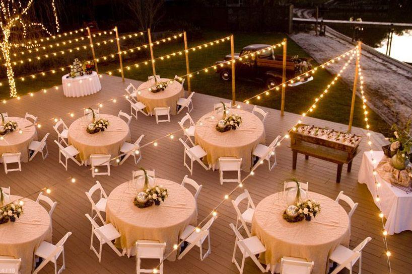 Florida Wedding Venue Bentleys On The Bay In Santa Rosa Beach