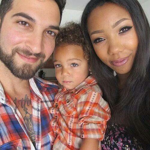 Lovely blessed family