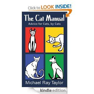 The Cat Manual by Michael Ray Taylor 4.7 stars (72