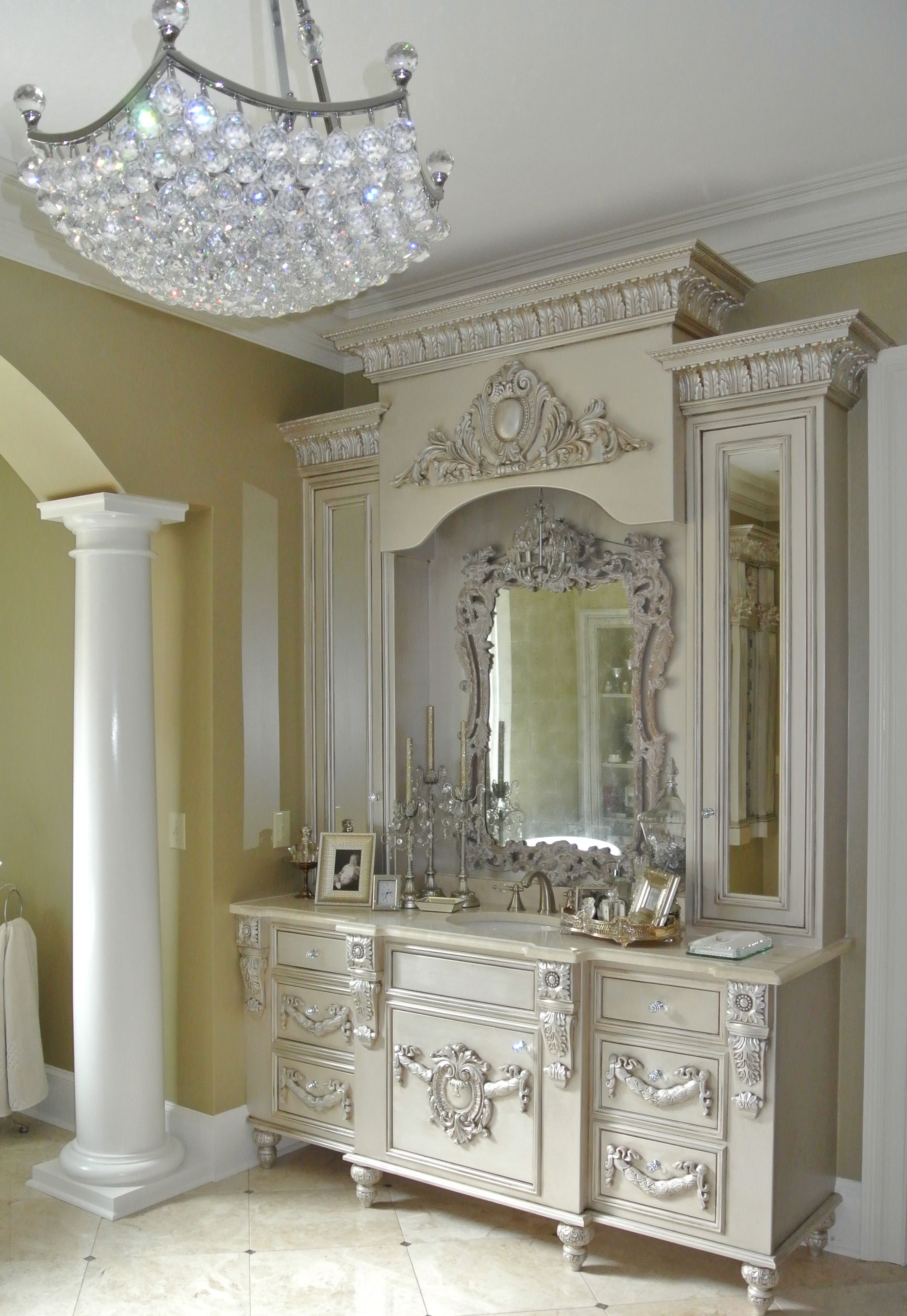 Best I Love This Vanity Designed By Me And Built By Rodney At 400 x 300