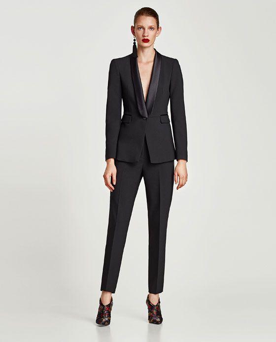 New Pantalón En Eve Smoking Pinterest 2018 Year´s wwz46Sq