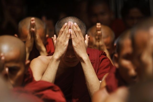 Many believe that Buddhism has a pure history in which misdemeanors, carnage, war and hostility has been committed by everyone -- except the Buddhist. This is why the recent violence in Sri Lanka and Burma elicits such shock.