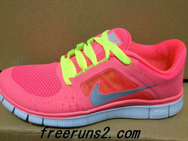 pink and lime green nike shoes 187 the landfillharmonic