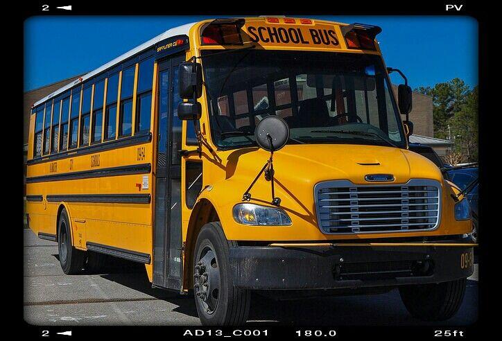 2009 Thomas Built Saf T Liner C2 School Bus For Alabaster City Schools In Alabama School Bus Nice Bus Bus