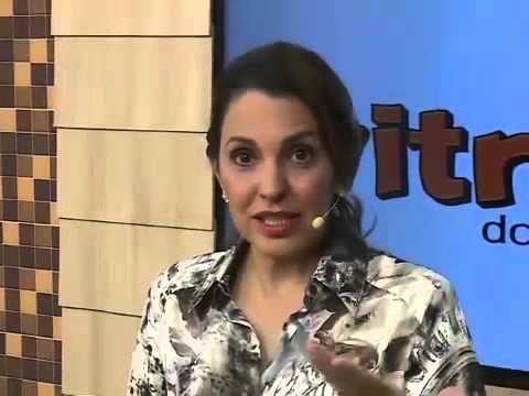 Claudia Maria Cropped em Crochê - YouTube