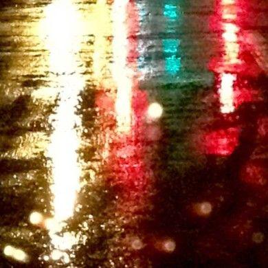 Rain #2 (vertical) by Jody Valentine