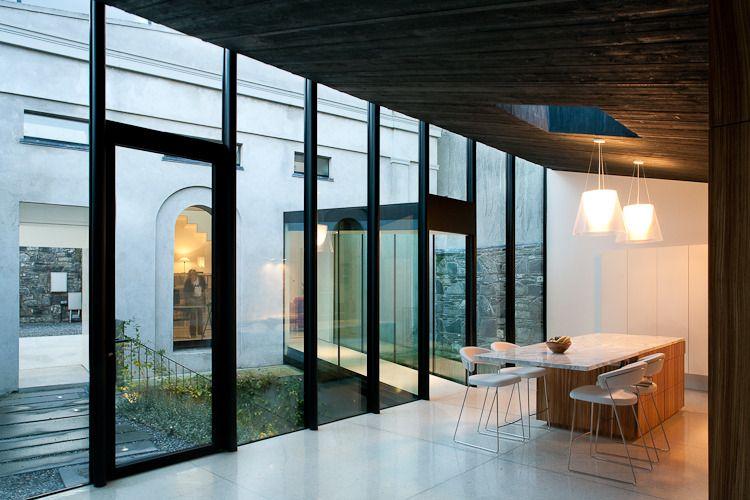 lorcan o'herlihy architects / flynn mews house, dublin