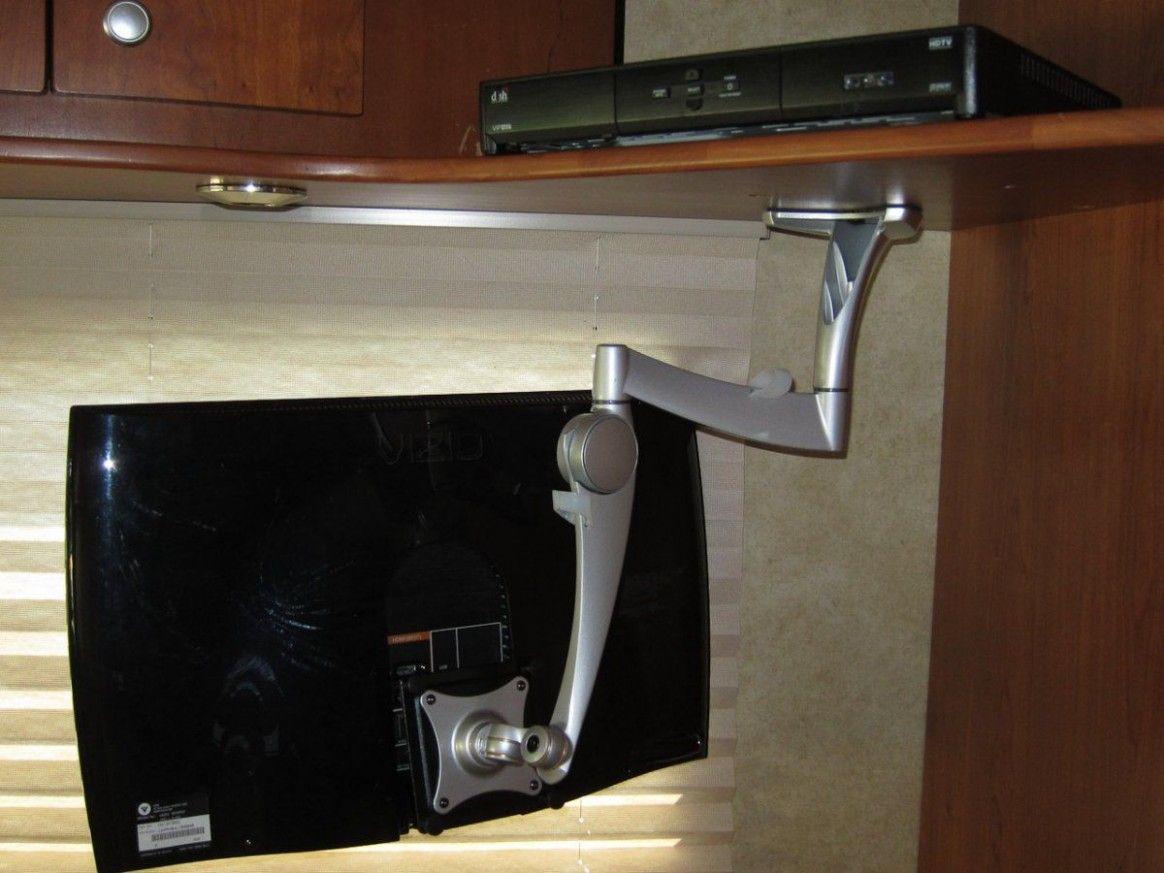 Under Cabinet Kitchen Tv Mount Tv In Kitchen Under Cabinet Tv Under Cabinet