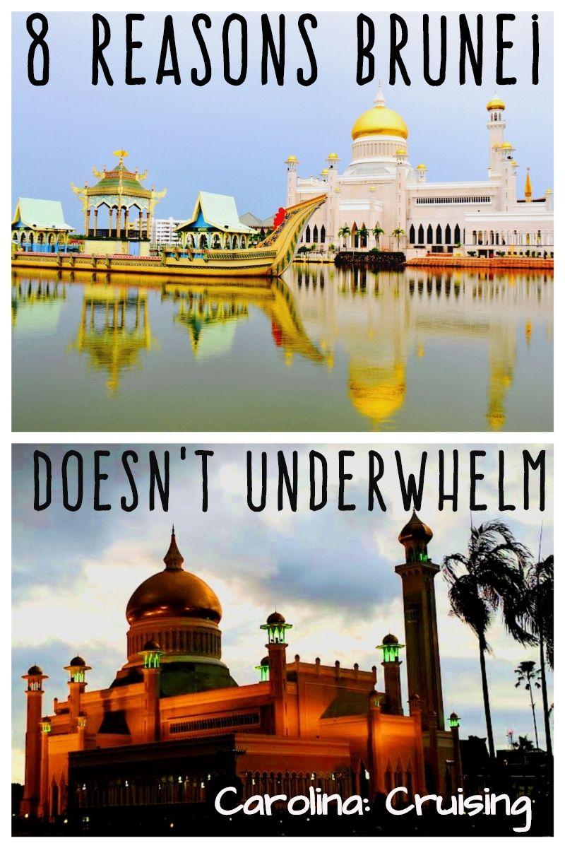 Brunei Why It Shouldn T Underwhelm Brunei Mosques Brunei Cruise Mosque