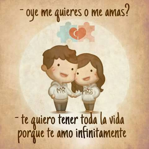 Yo Te Amo Hasta El Infinito Y Mas Alla 1 7 Millll Infinitos Frases Imagenes De Amor Fotos Con Mensajes Imagenes De Amor