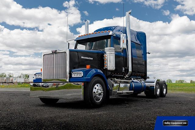 Truck Show 2020.Feeling Black And Blue So Is This Beautiful 2020 Western