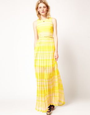 5a90abcd04 French Connection Stripe Maxi Dress