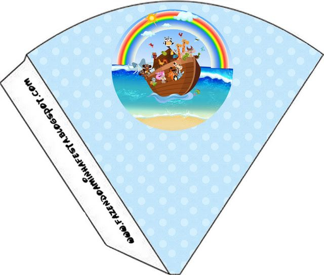 Olá pessoal!!     Hoje eu trouxe um kit do tema Arca de Nóe para aquela festinha personalizada que você está preparando para seu filho(a)....