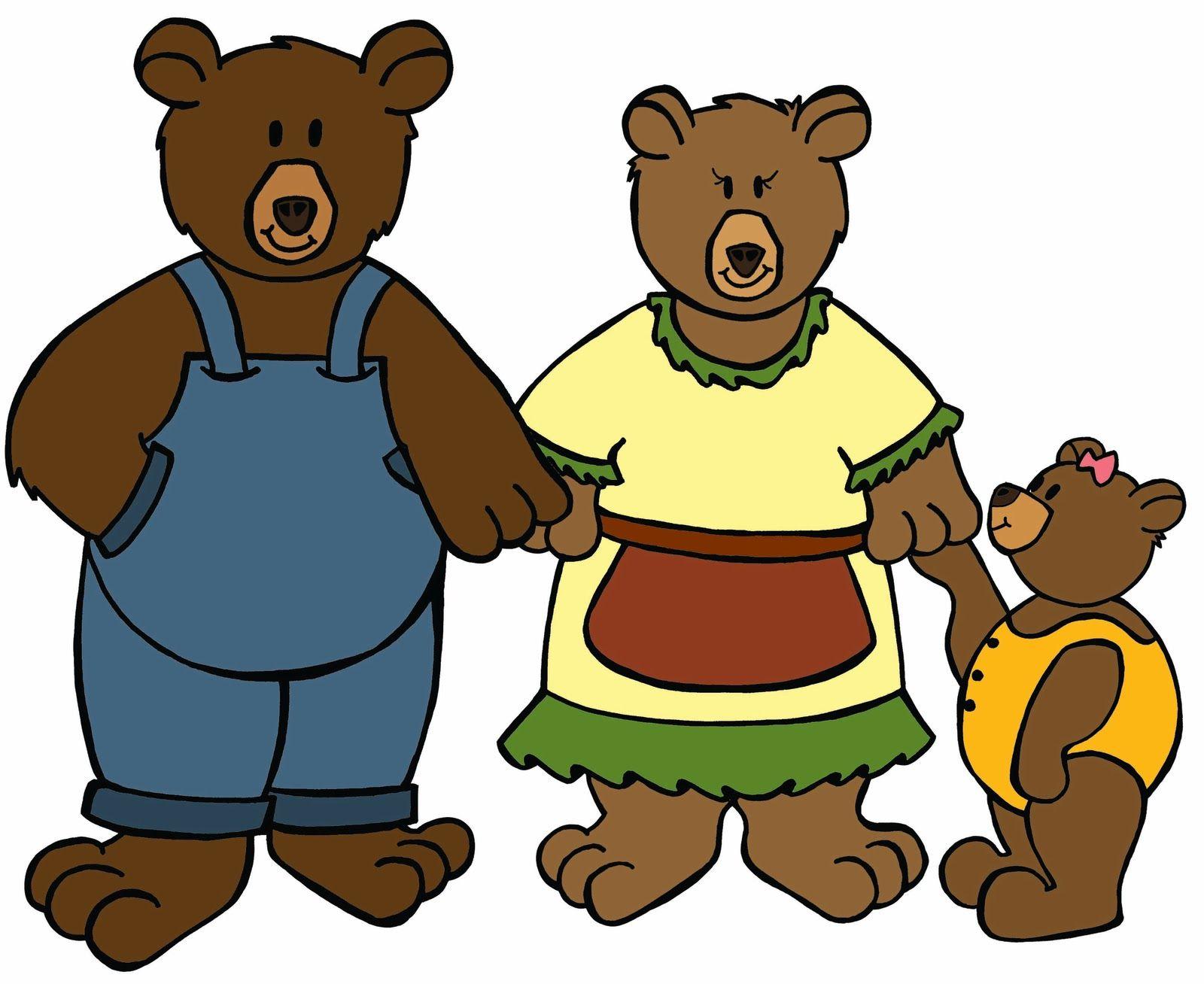 bear pictures clip art google pretra ivanje djed i dje ak u rh pinterest co uk In Thier House and Goldilocks the Three Bears Clip Art In Thier House and Goldilocks the Three Bears Clip Art
