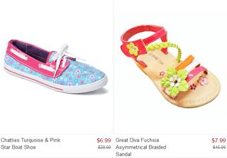 Zulily: Zapatos para Niños y Niñas comenzando a sólo $4.99!