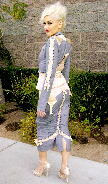 Gwen Stefani's Style Evolution: December 10, 2003