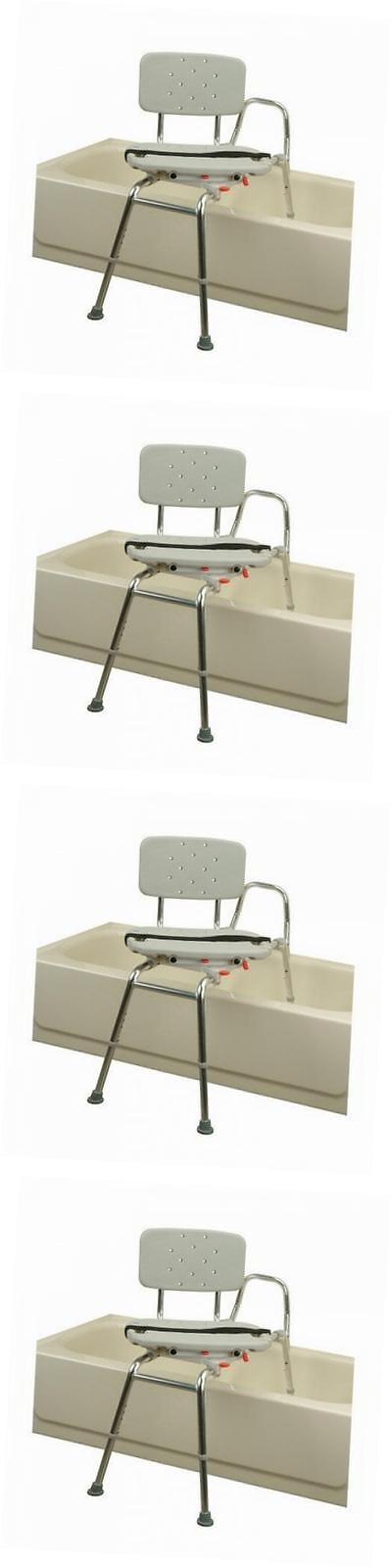 Transfer Boards and Benches: Eagle Swivel Seat Sliding Bath Transfer ...