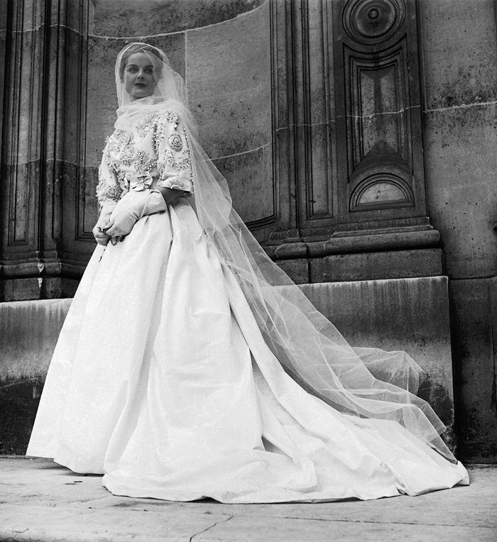 Meghan, Kim And Audrey All Agree: Givenchy Wedding Dresses