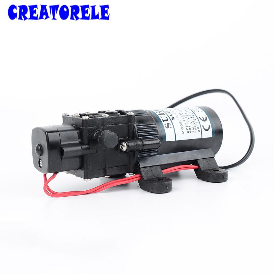 Fi 2201 12v Dc Mini Submersibie Diaphragm Vacuum Punp 30m Iift High Pressure Watrr Punps Seif Priming Diaphragm Pump Water Pumps Vacuum Pump