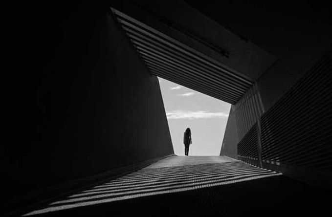 Famous Black And White Architecture Photography
