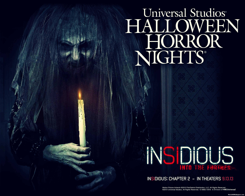 Insidious Chapter Horror Movie Movie Hd Wallpapers Halloween Horror Nights Universal Halloween Horror Nights Universal Studios Halloween