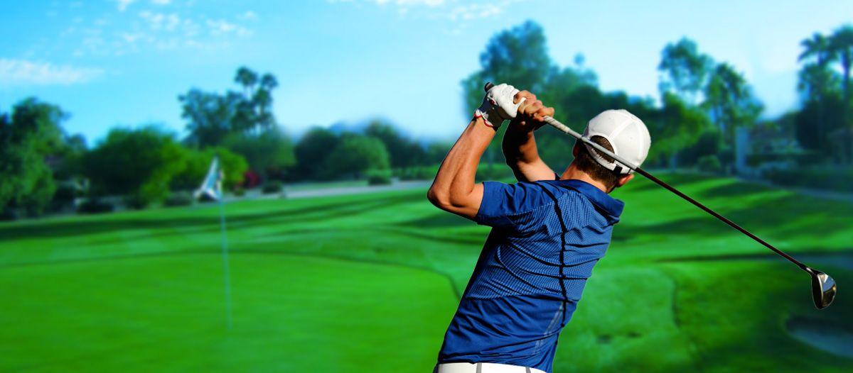 Swing into the mood — The PGA Golf Classic, Bermuda .Pin ...