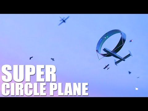 Fly a Plane through the Circle Plane - Neatorama