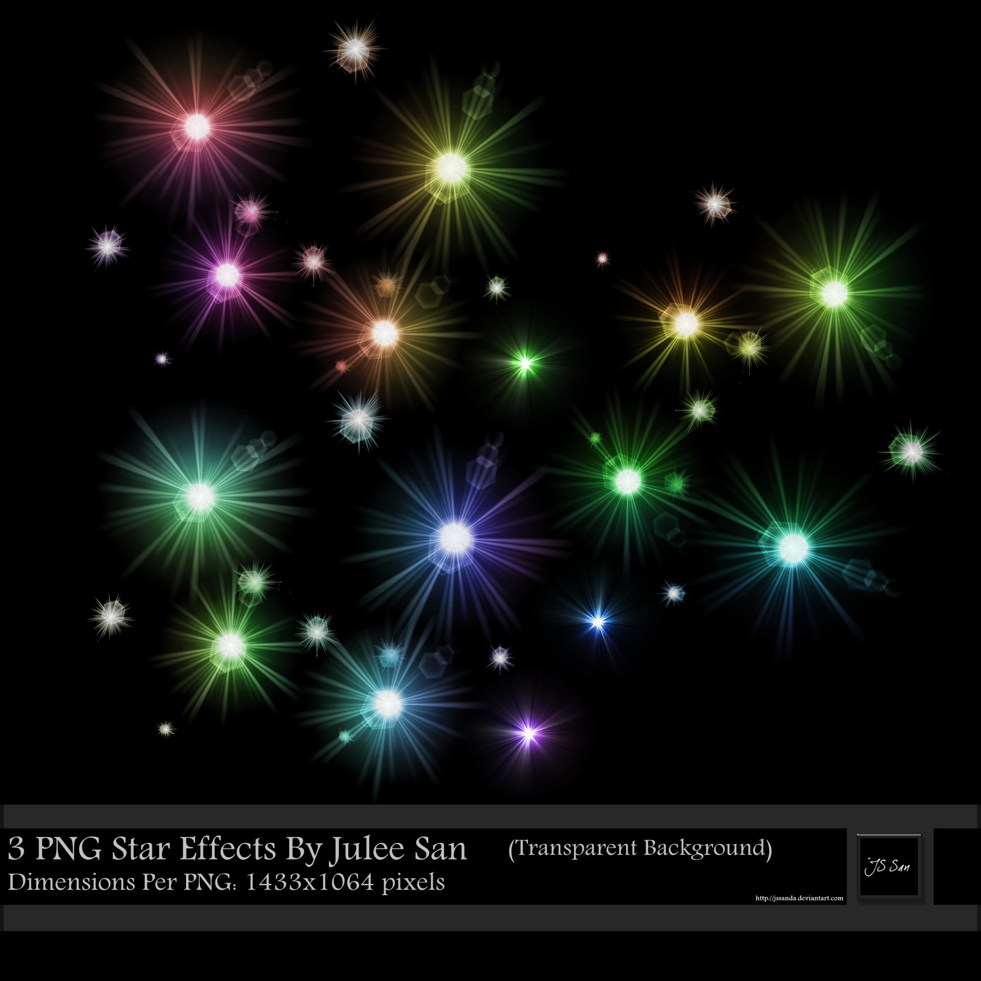 Free clipart for commercial or personal use -- 3 PNG Star Effects ... for Star Light Effect Png  14lpgtk