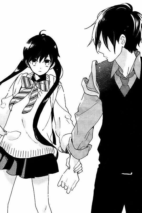 Ten and Riku