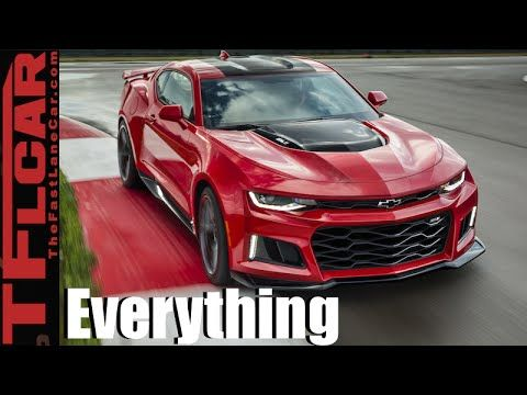 2017 Chevy Camaro Zl1 Everything You Ever Wanted To Know