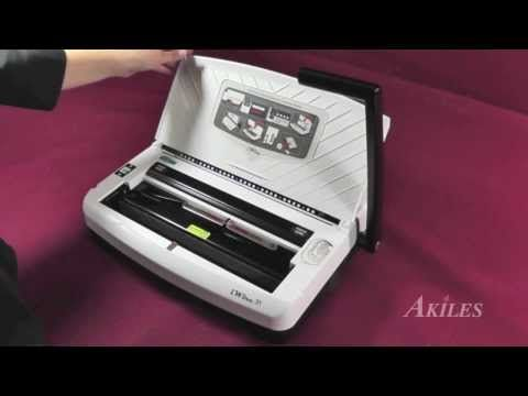 Akiles iWire: Low Volume Wire Binding Machine Item# iwire $299.00