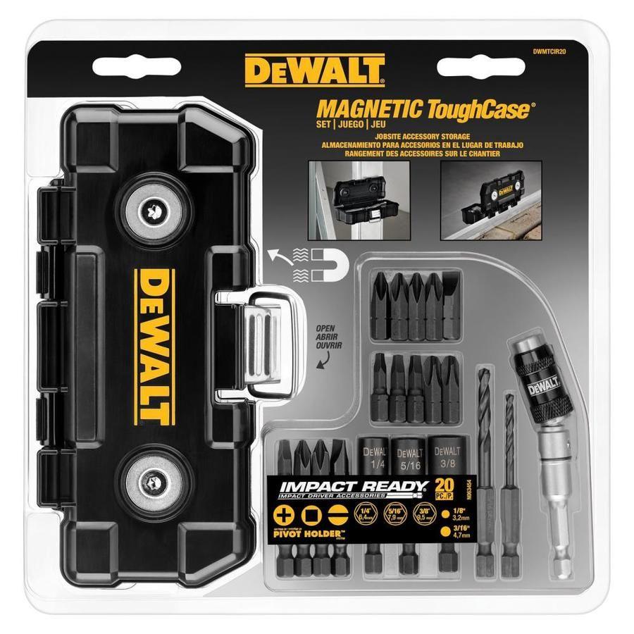 Drive Bits Holder for Dewalt Impact /& Drill 20v