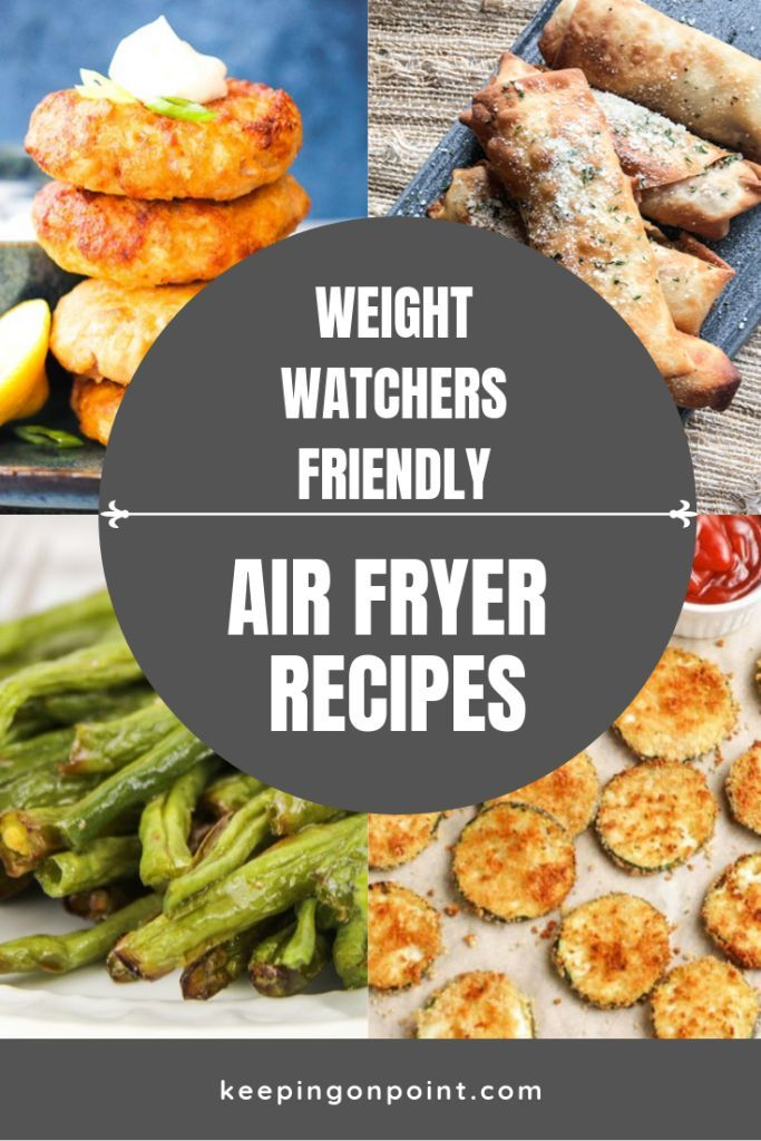 Weight Watchers Friendly Air Fryer Recipes -   19 air fryer recipes healthy low calorie ideas