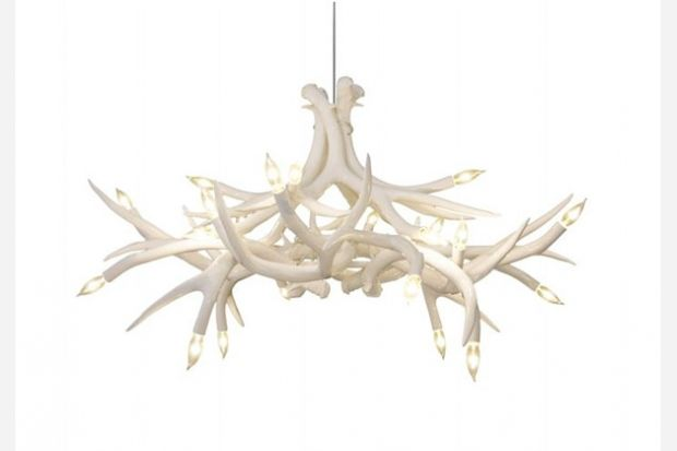 Antler chandelier dwr light fixtures pinterest chandeliers jason miller superordinate antler pendant for roll and hill mozeypictures Image collections