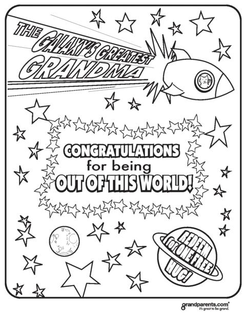 Education World Lesson349 Image5 Pdf Birthday Coloring Pages Happy Birthday Coloring Pages Grandparents Day