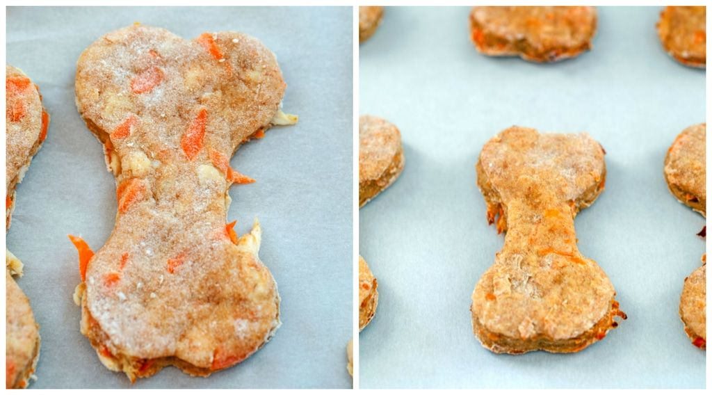 how to cook chicken for dog treats