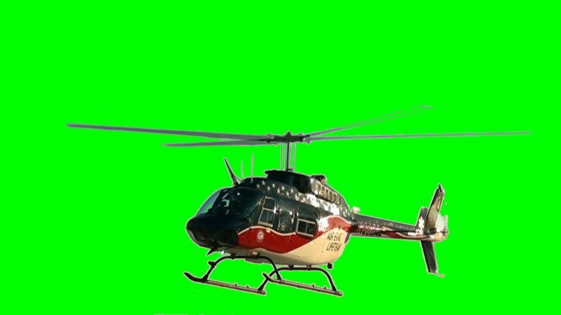 Real Helicopter 1080p Green Screen Green Screen Video Backgrounds Greenscreen Green Background Video