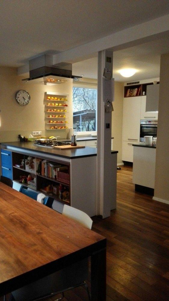 Unsere neue Küche ist fertig. Der Hersteller ist