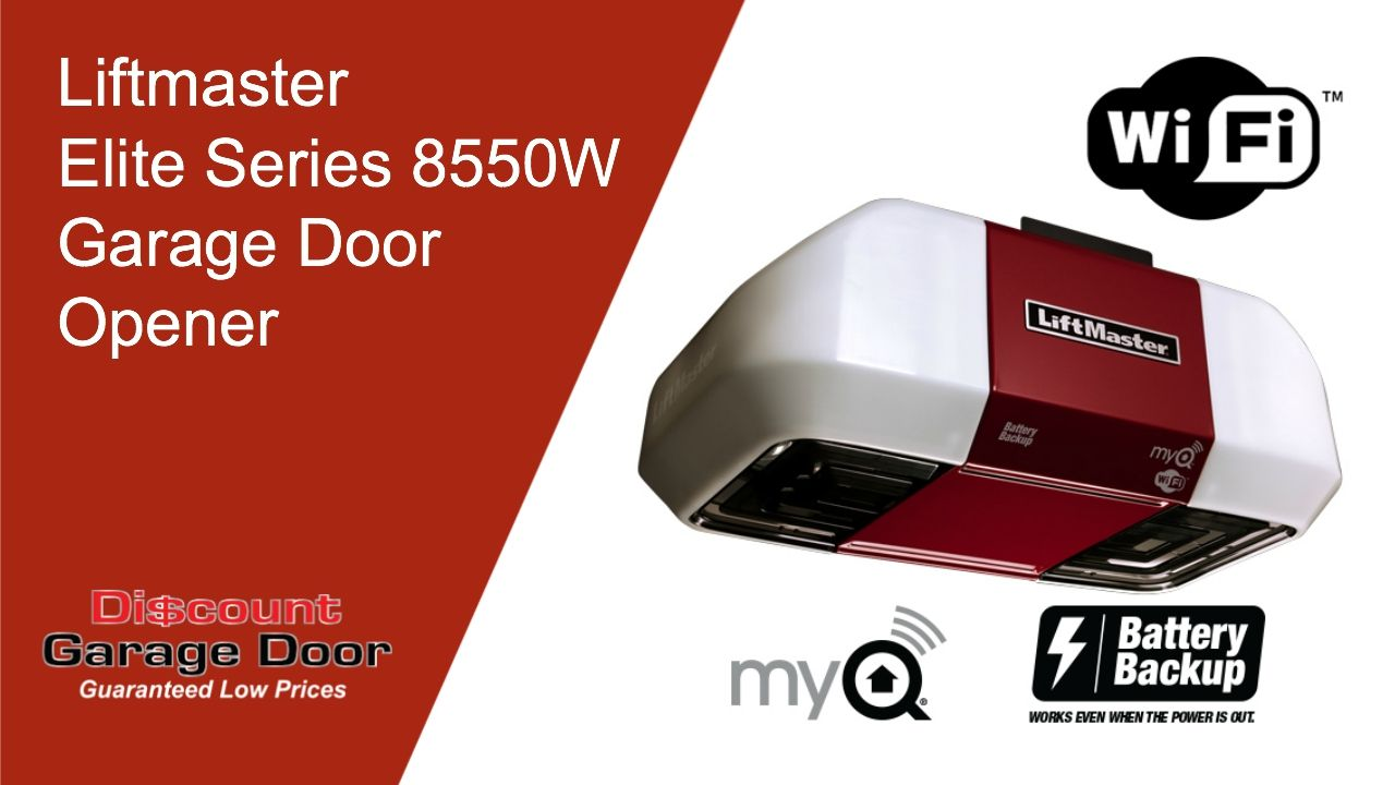 Pin By Discount Garage Door On Video Liftmaster Garage Door Opener Garage Doors