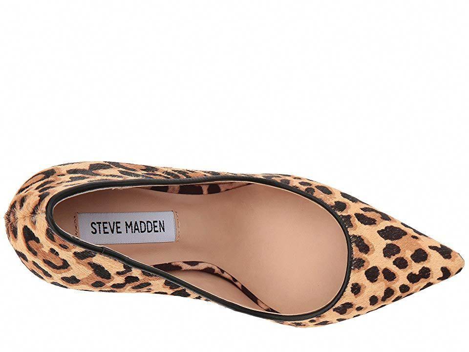 c0afbe02015 Steve Madden Daisie-L Pump High Heels Leopard  highheelpumps ...