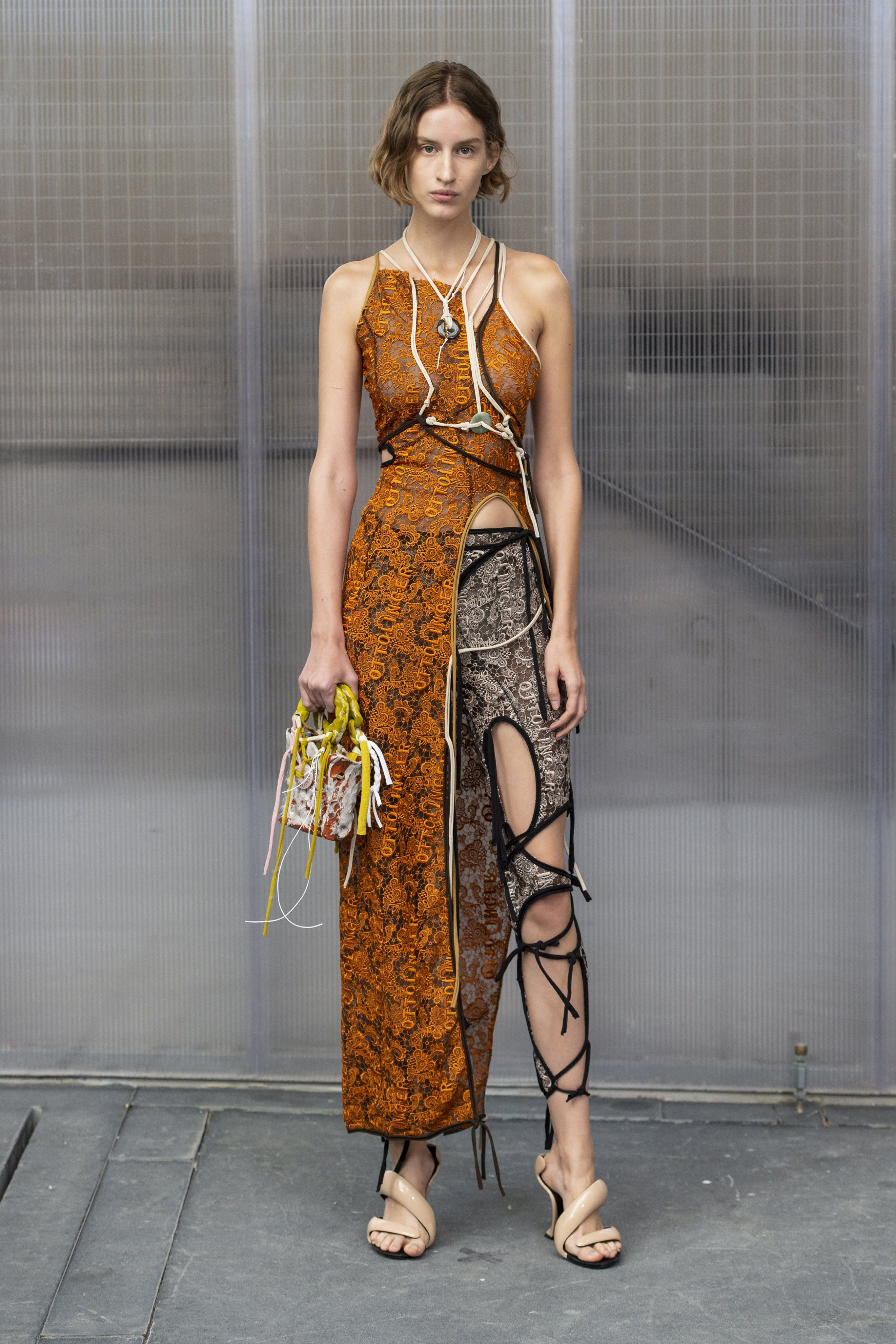 a0607edef1de Ottolinger Spring 2019 Ready-to-Wear Fashion Show