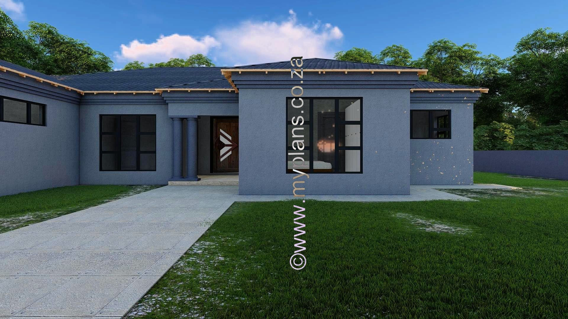 3 Bedroom House Plan Mlb 069s Bedroom House Plans 3 Bedroom House House Plans
