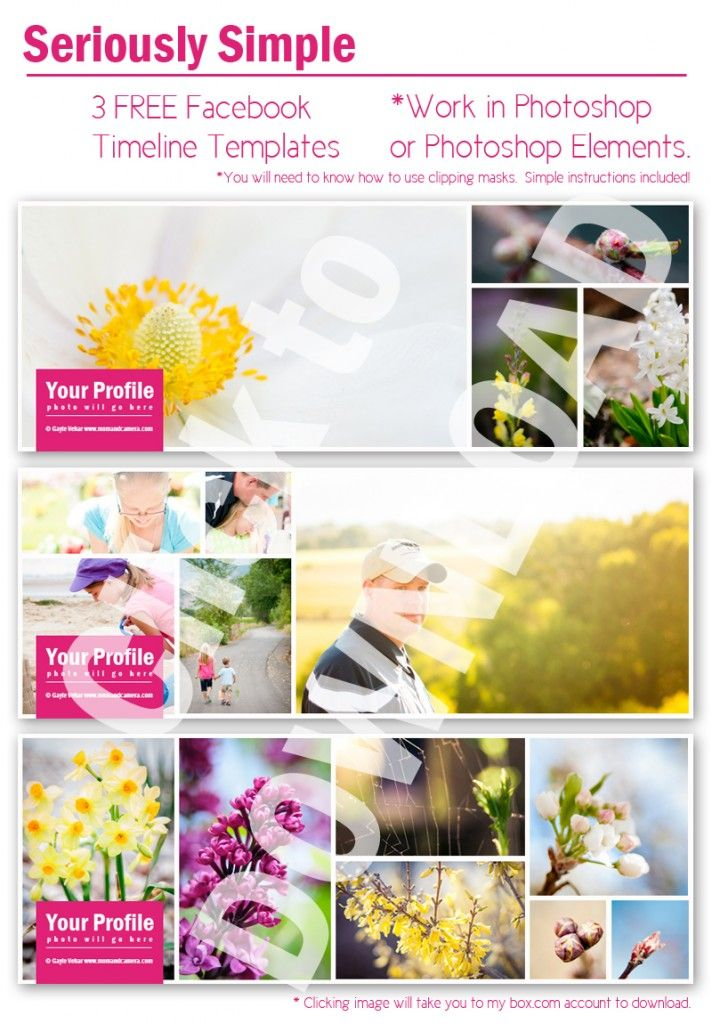 Free facebook timeline templates! Because Iu0027m Gonna Be a Blogger - timeline templates